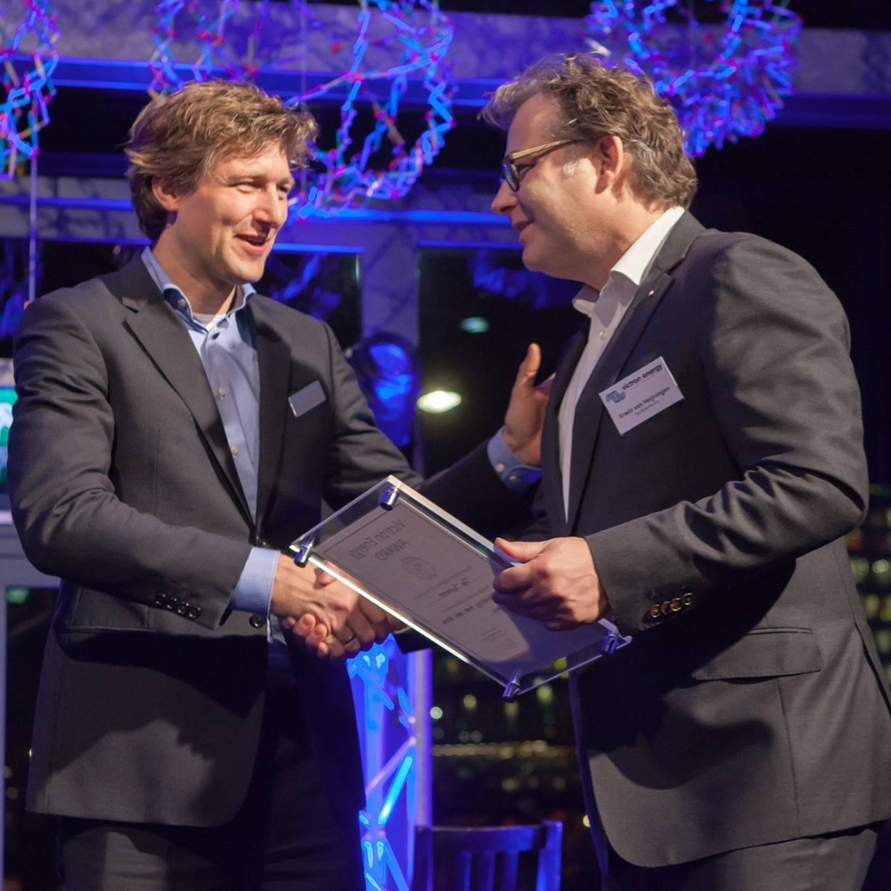 Top Systems Nieuws Victron Award 2017
